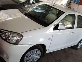 Used Toyota Etios 2014 car at low price