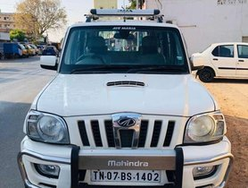 Mahindra Scorpio VLX 4WD AT MHawk, 2012, Diesel for sale