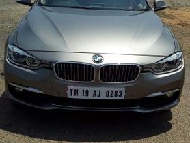 BMW 3 Series 2017 for sale