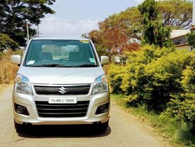 Maruti Suzuki Wagon R 1.0 VXi, 2016, Petrol for sale