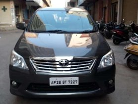 Used Toyota Innova 2012 car at low price