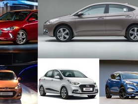 Hyundai offers discounts of up to INR 2 lakh this April!