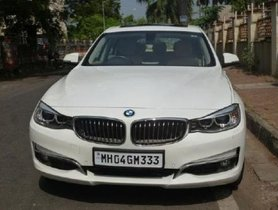 Used BMW 3 Series GT Luxury Line 2014 for sale