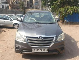 Toyota Innova 2.5 G BS IV 8 STR, 2013, Diesel for sale