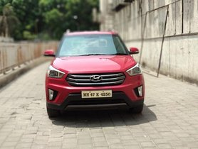 Used Hyundai Creta car at low price