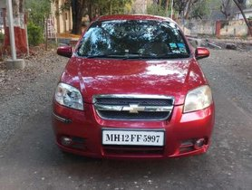 Used Chevrolet Aveo car 2009 for sale at low price