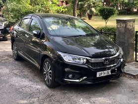 Used Honda City ZX 2017 car at low price