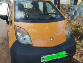 Used Tata Nano car 2012 for sale at low price