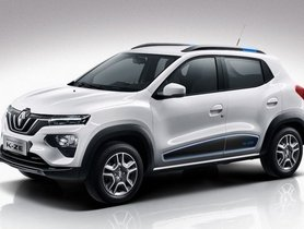 Renault pulls cover off the all-electric Kwid at Auto Shanghai 2019