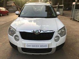 Skoda Yeti Ambition 4WD 2011 for sale