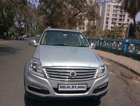 2014 Mahindra Ssangyong Rexton for sale