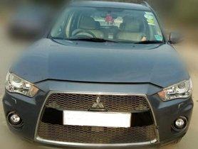 Mitsubishi Outlander 2.4 CVT 2010 for sale