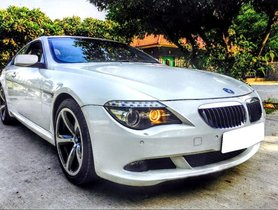 BMW 6 Series 2009 for sale