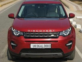 Land Rover Discovery Sport TD4 SE 7S 2016 for sale