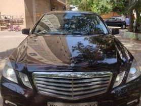 2010 Mercedes Benz E Class for sale