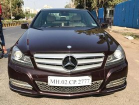 Used Mercedes Benz C Class C 250 CDI Avantgarde 2012 for sale