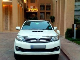 Toyota Fortuner 2.8 4WD MT 2012 for sale