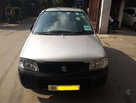 Used Maruti Suzuki Alto car 2009 for sale at low price