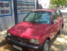 1999 Maruti Suzuki 800 for sale
