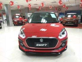 2019 Maruti Suzuki Swift for sale