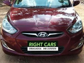 Hyundai Verna 1.6 CRDi SX 2013 for sale