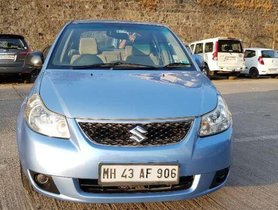 Used Maruti Suzuki SX4 car 2010 for sale at low price