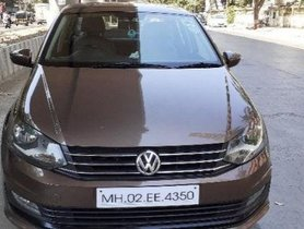 Used Volkswagen Vento 1.5 TDI Comfortline AT 2016 for sale