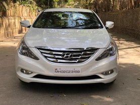 Used Hyundai Sonata Embera car at low price