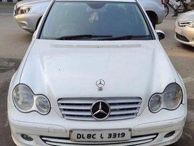 Mercedes Benz C Class 2006 for sale