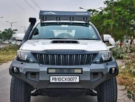 Here Is One Of The Boldest Modified Toyota Fortuner SUVs Around