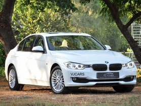 Used BMW 3 Series car 2013 for sale  at low price