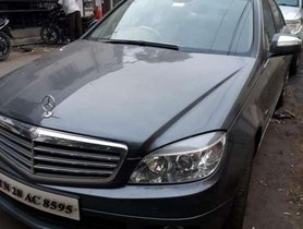 Used Mercedes Benz C Class 220 2008 for sale