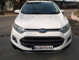 Ford EcoSport 1.5 DV5 MT Titanium by owner