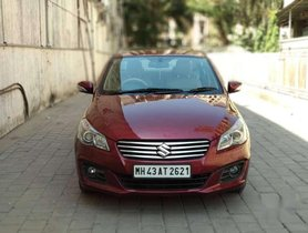 2015 Maruti Suzuki Ciaz for sale at low price