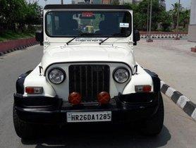 Mahindra Thar 2016 for sale