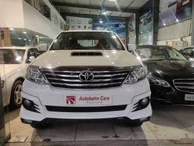 2015 Toyota Fortuner for sale at low price