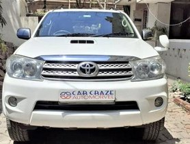 Used 2010 Toyota Fortuner car at low price