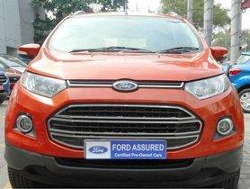 Ford EcoSport 1.5 TDCi Titanium Plus for sale