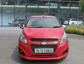 Used Chevrolet Beat PS 2015 for sale