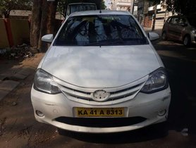 2013 Toyota Etios for sale at low price