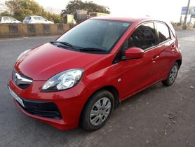 Honda Brio S MT 2012 in Thane