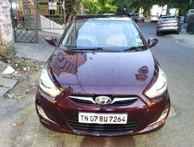 Hyundai Verna 1.6 VTVT EX AT 2013 for sale