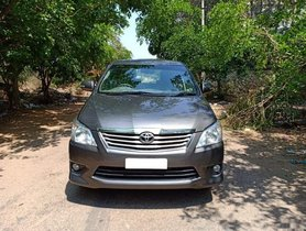 Toyota Innova 2.5 VX (Diesel) 7 Seater for sale