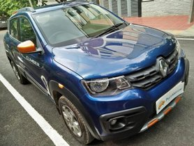 Used Renault Kwid Climber 1.0 AMT 2017 for sale