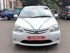 Toyota Etios Liva 1.4 GD 2013 for sale
