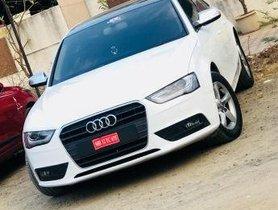 Audi A4 2.0 TDI Multitronic 2011 for sale
