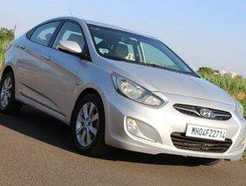 Hyundai Verna SX CRDi AT 2013 for sale