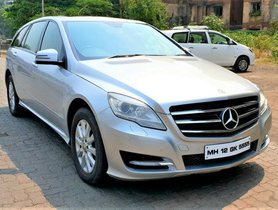 Used 2010 Mercedes Benz R Class for sale