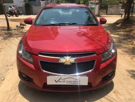 2011 Chevrolet Cruze for sale