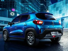 2019 Renault Kwid (Facelift) To Launch This Year
